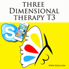T3 Three Dimensional therapy 60 minuter